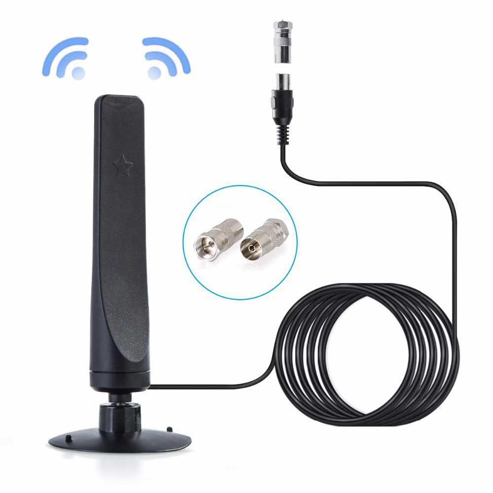 4 Mẫu Anten Tivi Trong Nhà Được Nhiều Gia Đình Việt Tìm Mua Hiện Nay