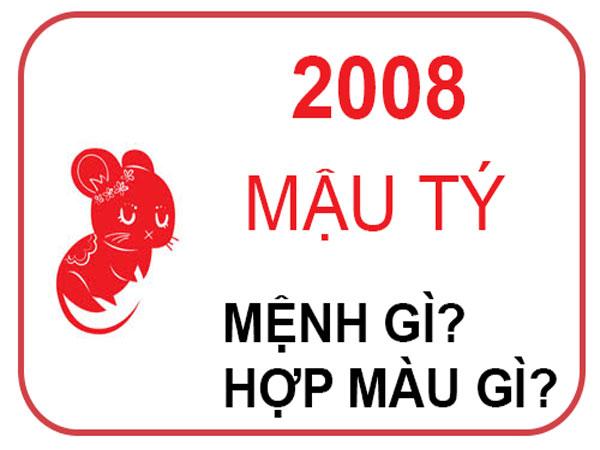 sinh nam 2008 menh gi